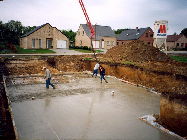 Presti renovation s p r l for Taux tva terrassement
